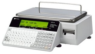 Label Printing Scale - Labelling Scale